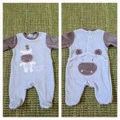 Pijamas para bebés. ¿Cual elegir? Como no es nada fácil, he aquí un post para desvelarlo
