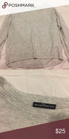 Brandy sweater New without tags Brandy Melville Sweaters