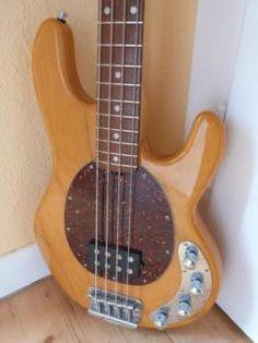 Musicman Stingray 3-EQ E-Bass in Niedersachsen - Braunschweig | Musikinstrumente und Zubehör gebraucht kaufen | eBay Kleinanzeigen