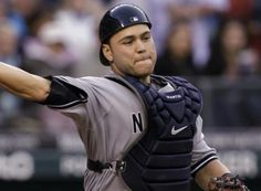 Catcher Russell Martin. I hate the damn Yankees, but he will always be my favorite dodger:)