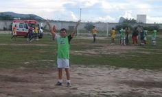 Portal Esporte São José do Sabugi: Jovem sofre mal súbito durante treino na AABB de S...