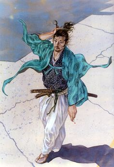 バガボンド : Inoue Takehiko : 井上 雄彦(漫画家)