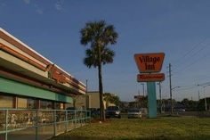 Village Inn-loved their pancakes after a morning of surfing. High School Memories, Village Inn, Drive In Theater, Atlantic Beach, Jacksonville Florida, Photo Reference, 1970s, Pancakes, Nostalgia