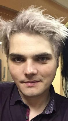 "every heart i left behind that you couldn't break ✧ gerard way of ""hesitant alien"" (and my chemical romance)"
