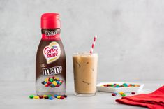 Coffee Mate Launches New M&M's Flavored Creamer Different Types Of Coffee, Butter Pecan, Coffee Type, Restaurant Recipes, Hot Sauce Bottles, Morning Coffee, Make It Simple, Product Launch, Sweets