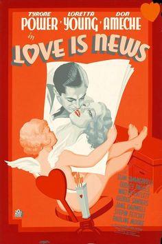 Love Is News (1937) ..... ..... ..... *Tyrone Power Matinee Idol Collection*