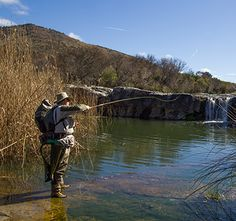 The Angler & Antelope is a flyfisherman's dream. #EasternCape