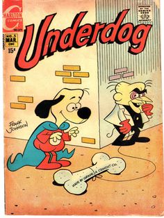 Look out Underdog! That evil Simon bar Sinister. Classic Cartoon Characters, Cartoon Tv Shows, Favorite Cartoon Character, Classic Cartoons, Classic Comics, Classic Tv, Vintage Comic Books, Vintage Cartoon, Vintage Comics