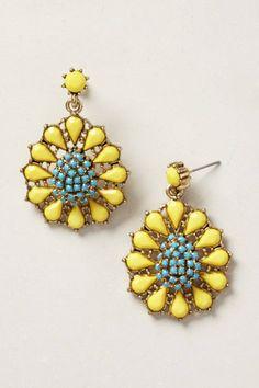 Girasol Earrings