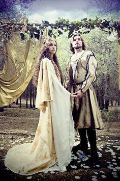 vestits Casament Medieval