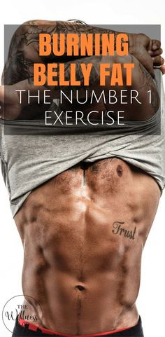 THE WELLNESS BLOG Burning Belly Fat the Number 1 Exercise Fat Loss/Weight Loss/Exercises/Beginners
