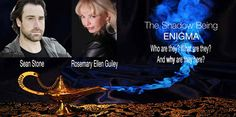 More from Rosemary Guiley and Sean Stone on the Shadow World - The Shadow Being Enigma with Rosemary Ellen Guiley and Sean Stone (2015) FOR THE COMPLETE AUDIO VERSION OF THIS INTERVIEW INCLUDING SHOW NOTES AND...