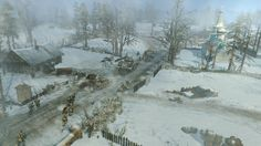 Company Of Heroes 2 Company Of Heroes 2, Cheap Video Games, Video Game News, Red Army, Game Art, Concept Art, Artwork, Outdoor, Wwii