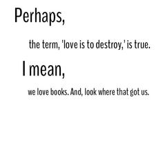 Haha true, thanks to The Mortal Instruments for helping us realize the truth about life. <<< and the maze runner. And the hunger games. And Divergent. And harry potter. And Percy Jackson. Should I go on?