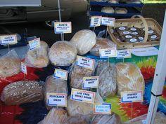 farmer market bread