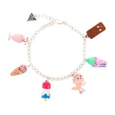 Katy Perry Ice Cream Charm Bracelet, Universe, Katy Perry PRISM Collection