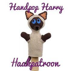 Haakpatroon thema 'Een huis voor Harry' Archieven - Haked Chrochet, Cats And Kittens, Teddy Bear, Toys, Baby, Animals, Knitting Ideas, School Ideas, Amigurumi