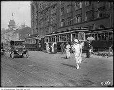 The were big years for Toronto. After finally emerging from the ravages of the first world war, in which Canadian soldiers had distinguished . Toronto Ontario Canada, Toronto City, Old Pictures, Old Photos, Vintage Photos, Canadian Soldiers, Toronto Photos, Canadian History, Canada Travel