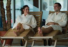 2 for 1 Luxurious Lava Spa Day at Bannatyne's Health Clubs