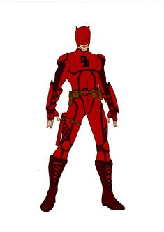Daredevil Redesign