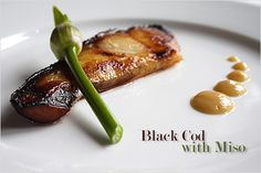 Nobu Black Cod with Miso Recipe