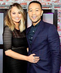 John Legend and Chrissy Teigen Celebrate Daughter Luna Turning 6 Months Old
