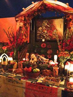 El Dia de Los Muertos 2012