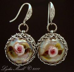 lapmwork earrings