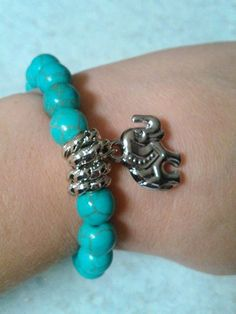 Personalized stamped jewelry and accessories. and other perfect pre-stamped gifts for everyone you love! Elephant Bracelet, Id Holder, Stamped Jewelry, Hand Stamped, Turquoise Bracelet, Jewellery, Metal, Bracelets, Earrings