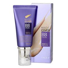 TheFaceShop-Face-It-Magic-Cover-BB-Cream-45ml-01-Light-Beige Price: US $14.31 Description: A BB Cream that perfectly covers skin's imperfections making it look naturally beautiful. Visit: http://www.ebay.com/itm/TheFaceShop-Face-It-Magic-Cover-BB-Cream-45ml-01-Light-Beige-/330938832740?ssPageName=STRK:MESE:IT