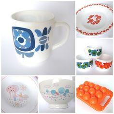 mugs dishes arcopal mobil