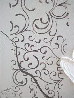 El Refugio de Lirtea: CUADRO CON FLORES EN RELIEVE Diy Angel Wings, Pallet Art, Textured Walls, Home Deco, Art Drawings, Painting, Emboss Painting, Painting Art, Canvas Art