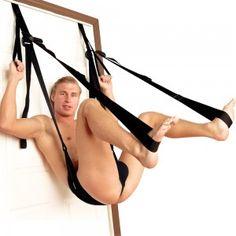Naked Gay Men in Sling - Bing Images Male On Male, Alpha Male, Scarlet, Naked, Gay Men, Leather, Bing Images, Romance, Romance Film