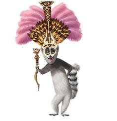 King Julien XIII - Madagascar
