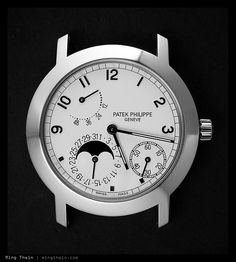 Patek Philippe 5055 www.ChronoSales.com for all your luxury watch needs, sign up for our free newsletter, the new way to buy and sell luxury watches on the internet. #ChronoSales