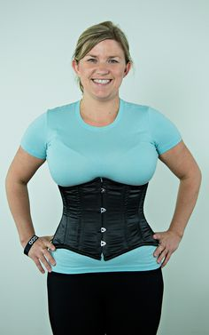 How a Corset Shapes Your Waist - Before & After Pics