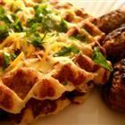 Potato Waffles Recipe -using leftover mashed potatos
