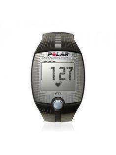 Pulsometr monitor pracy serca FT1 - Polar http://pkmed.eu/pl/zdrowie/162-pulsometr-monitor-pracy-serca-ft1-polar.html