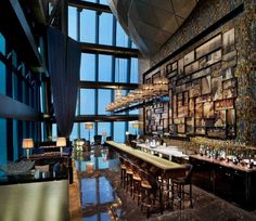 WAN INTERIORS:: Shenzhen St.Regis Hotel by CCD/CHENG CHUNG DESIGN (HK) LTD in Shenzhen, China
