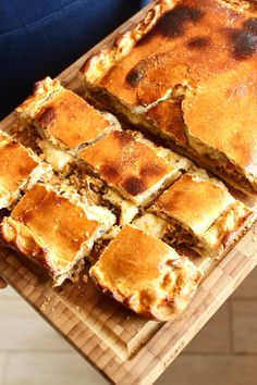 Carne, A Food, Food And Drink, Tasty, Yummy Food, Apple Pie, Healthy Recipes, Healthy Meals, Appetizers