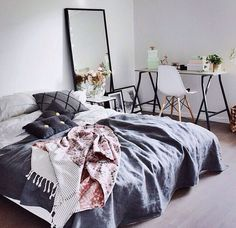Calming colours: blush pink