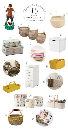eaaf4ef95a7 Babyccino Team Favourites  Best Storage Items for the family