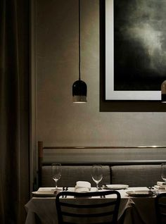 Prix Fixe Restaurant by Fiona Lynch by @BRABBUContract contract furniture, restaurant design, restaurant interior design #restaurantinteriordesign #hospitalityfurniture #restaurantdesign More projects: http://brabbucontract.com/projects