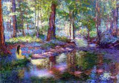 Enchantment Fine Art Prints: Peaceful
