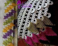 havlu-kenari-6 Viking Tattoo Design, Viking Tattoos, Hobbies And Crafts, Diy And Crafts, Sunflower Tattoo Design, Crochet Borders, Homemade Beauty Products, Foot Tattoos, Diy Crochet