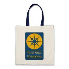 TNF Emblem Tote Bag - logo gifts art unique customize personalize