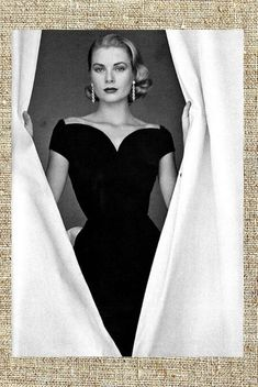 HH Style Icon Part II: Grace Kelly Grace Kelly. We need more Grace Kelly, less Miley Cyrus, please God. Timeless Beauty, Classic Beauty, Grace Beauty, Timeless Elegance, Beauty Style, Classic Style Women, Real Beauty, Classic Fashion, Vintage Beauty