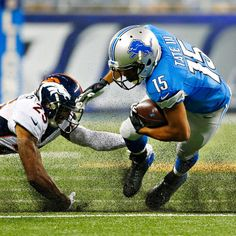 Golden Tate says opponents telling him they know Lions' plays