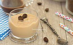 Cremino al caffè senza zucchero velocissimo come al bar