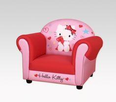 link to tons of hello kitty furniture